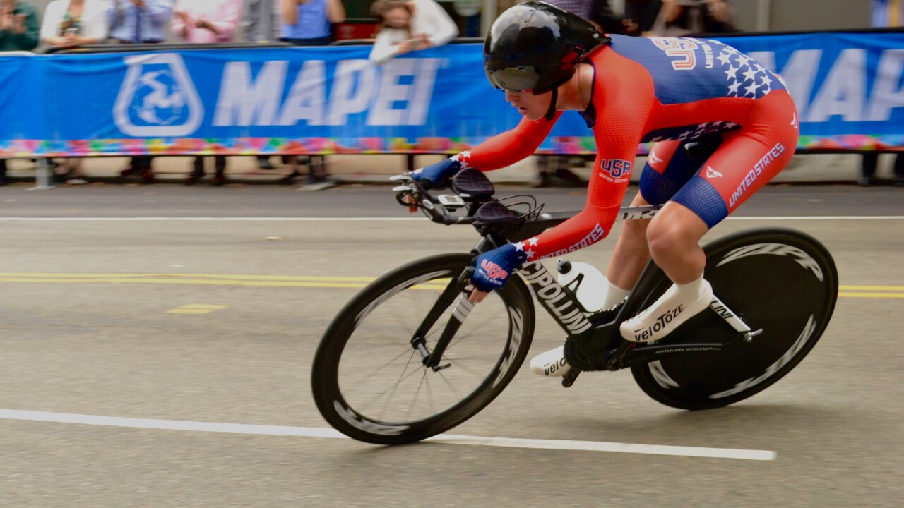 UCI race guide to closures and spectating for Tuesday, September22