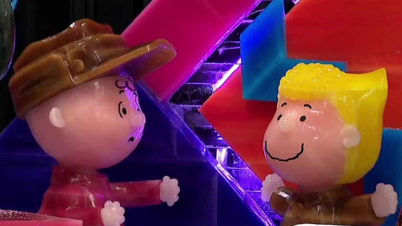 Opryland's ICE! To Feature Charlie Brown
