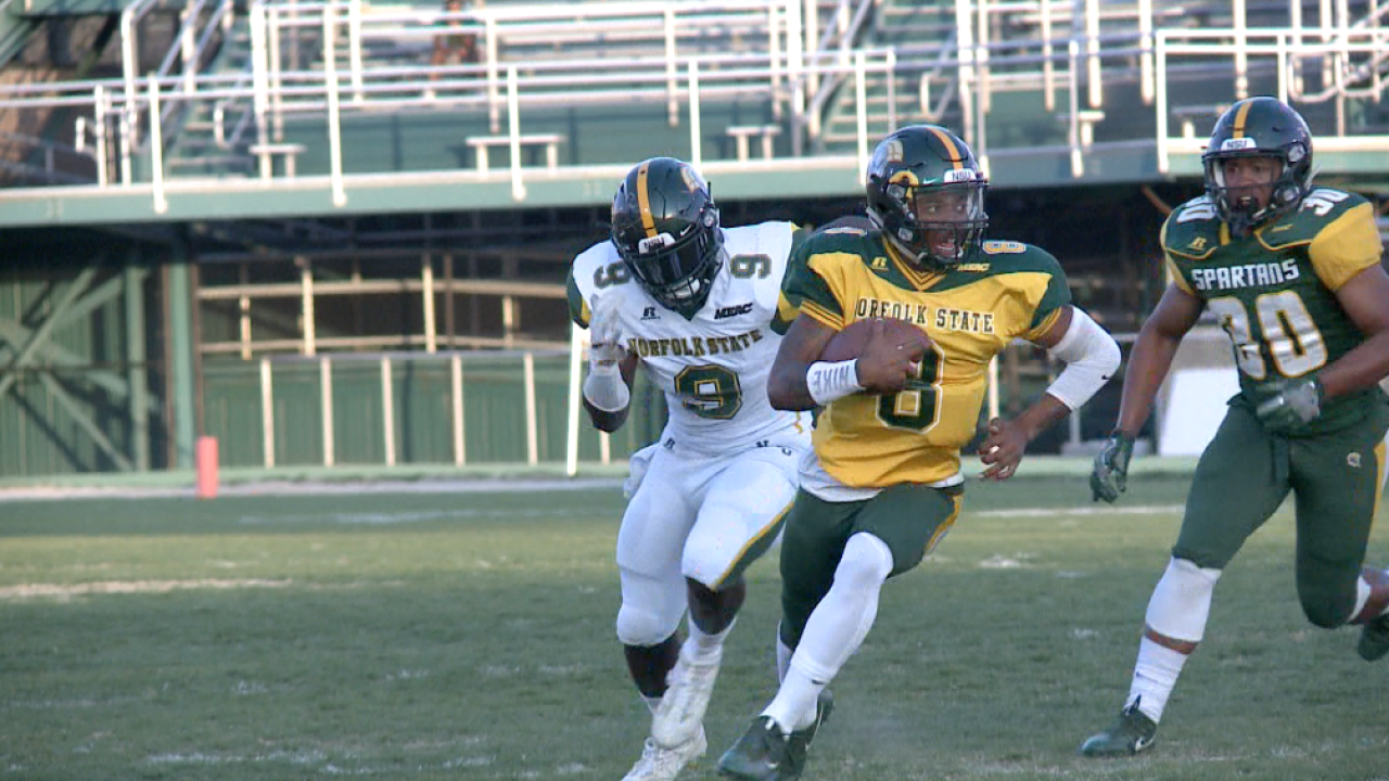 Spartans show signs of growth in Green & Gold scrimmage