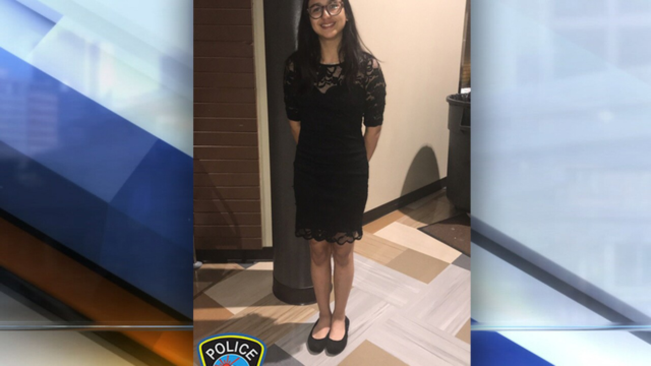 Missing 13-year-old Colorado Springs girl found safe