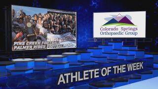 KOAA Athletes of the Week: Pine Creek & Palmer Ridge Football