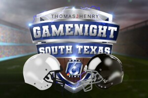 Game Night South Texas logo.
