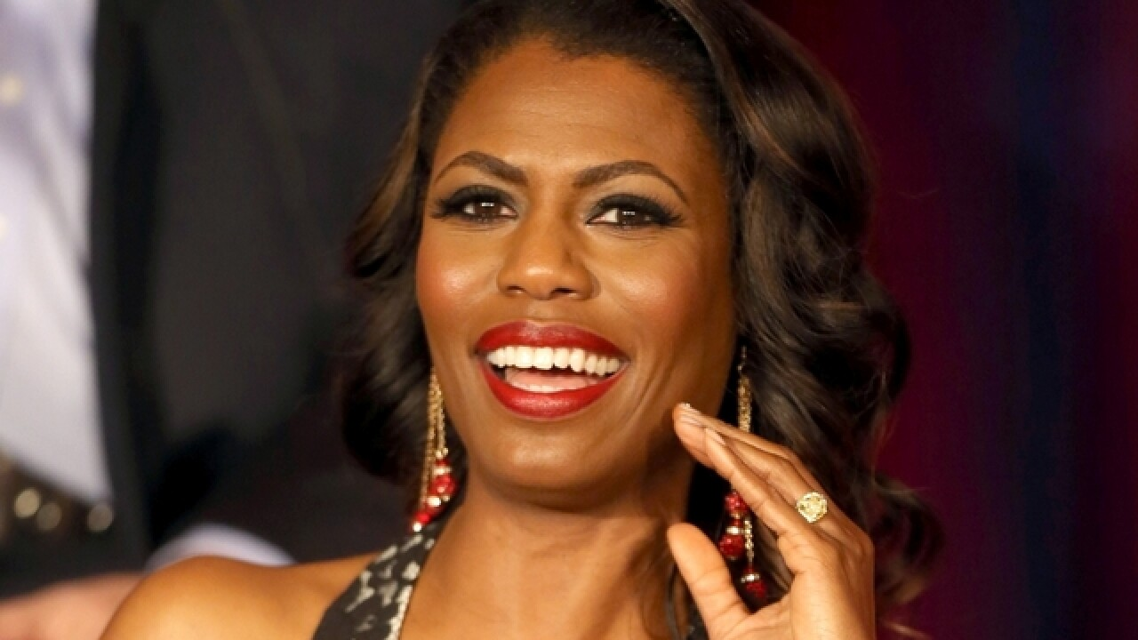 Omarosa joins Trump's White House team
