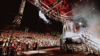 Concert at Red Rocks 2018