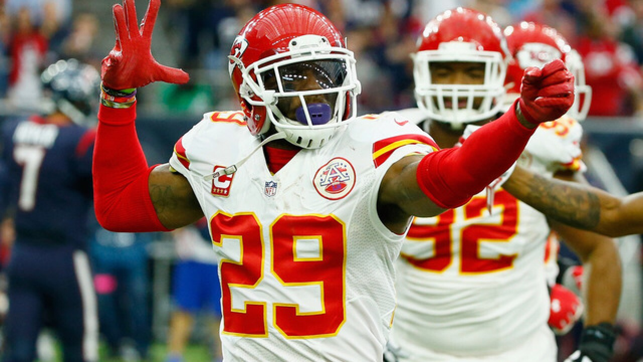Chiefs place franchise tag on safety Eric Berry