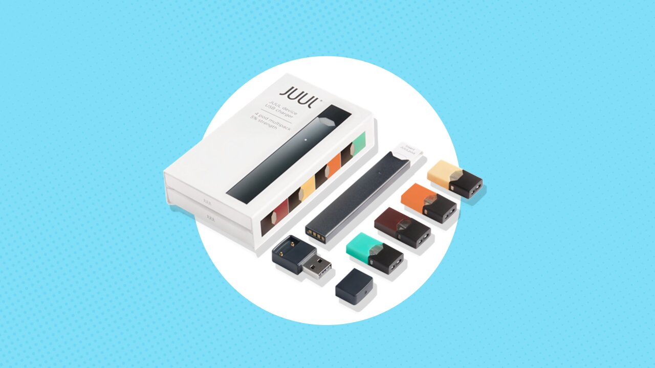 Juul to stop selling several flavored products in the UnitedStates