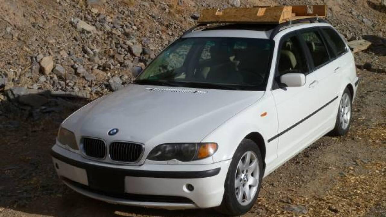 2002 Bimmer Wagon