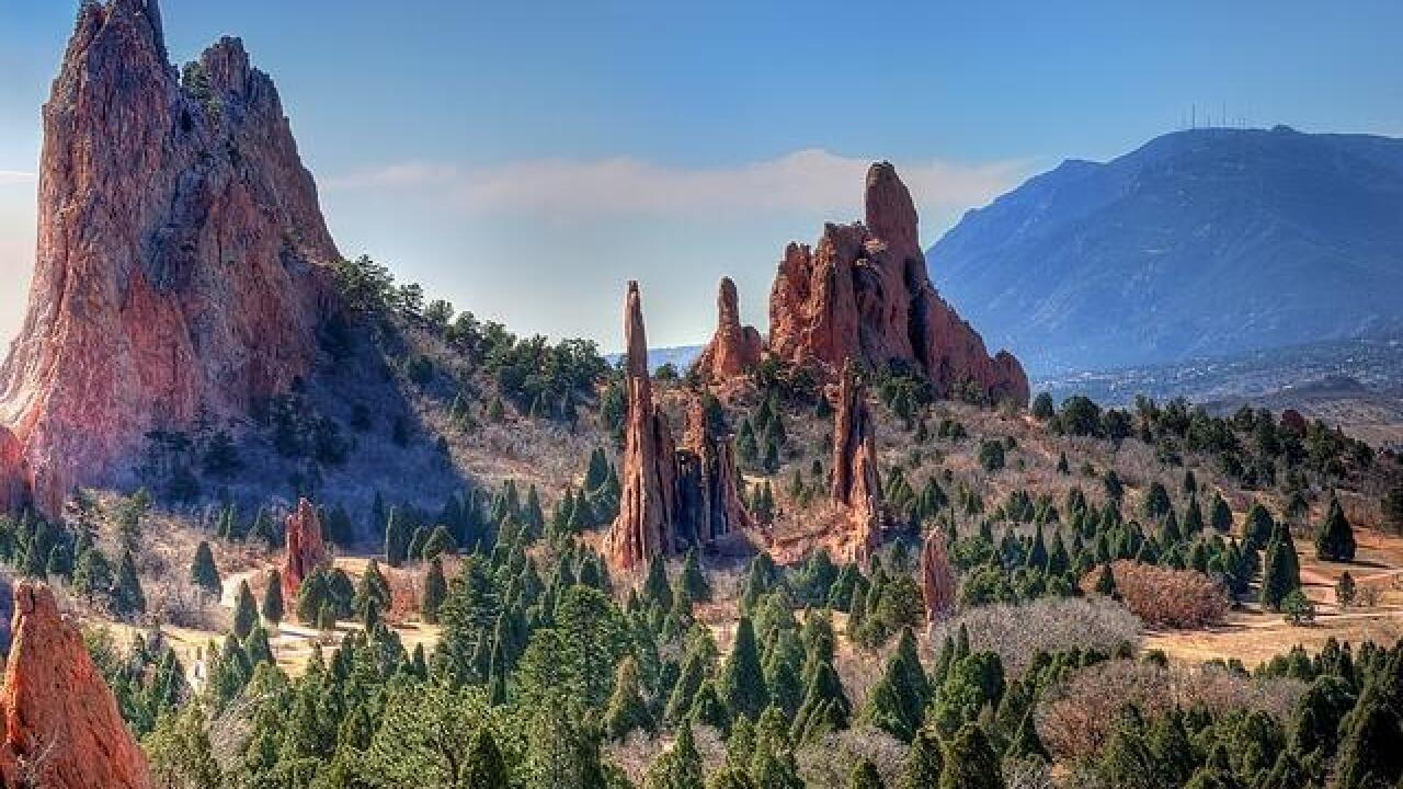 Garden of the Gods adds free shuttle ahead of busy summer season