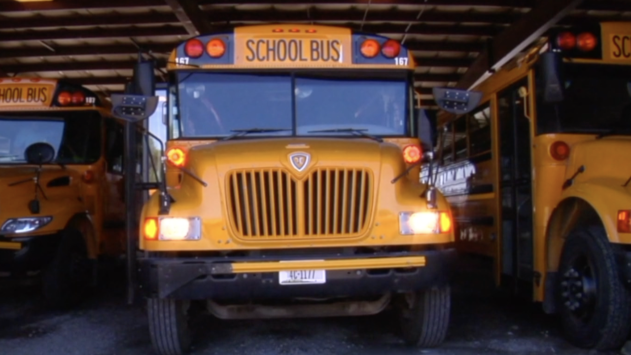 Diesel to electric: Local officials push for funds to change school buses