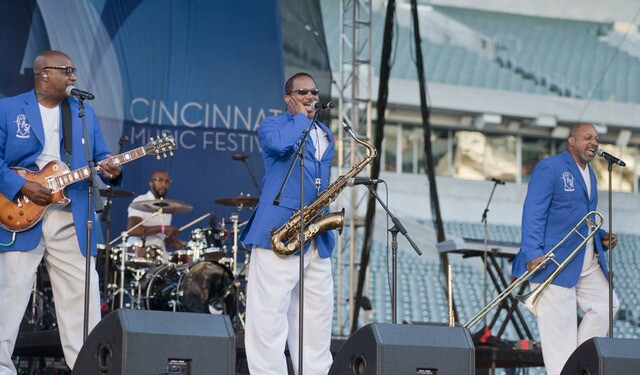 Saturday at Cincinnati Music Festival 2017