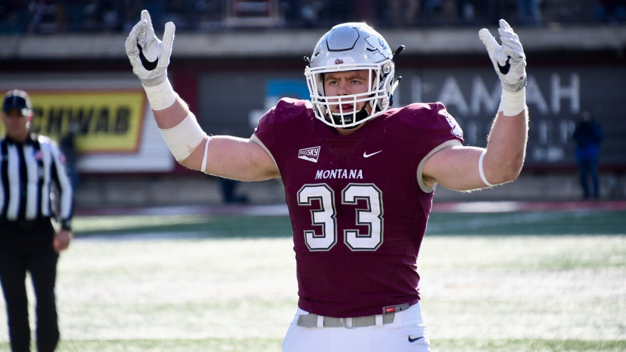 Montana Grizzlies' Robby Hauck, Dante Olson named finalists for national awards