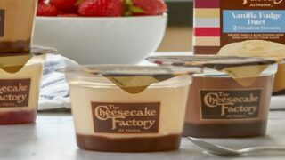 Cheesecake Factory Pudding Cups Are Coming To Grocery Stores