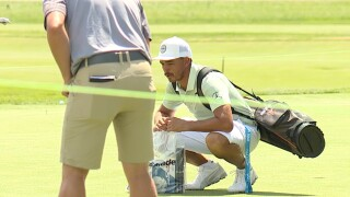 Rickie Fowler 2020 Rocket Mortgage Classic