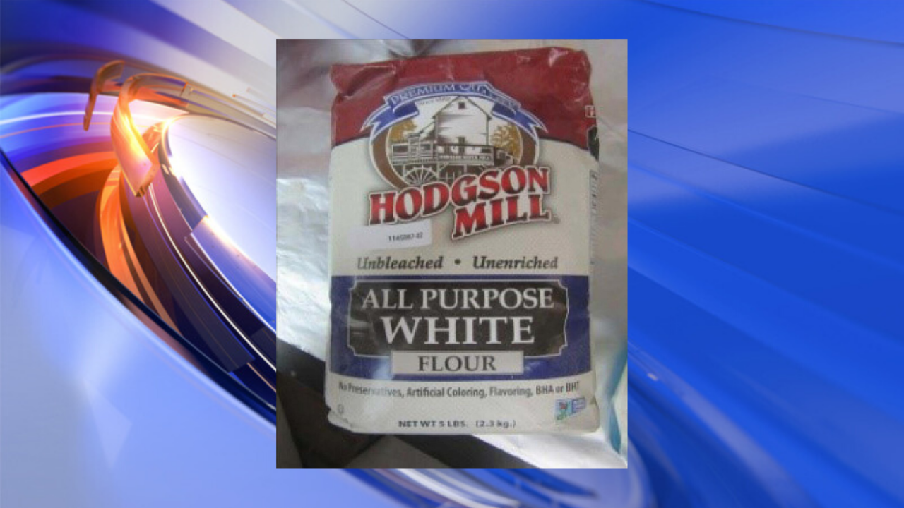 Flour sold nationwide voluntarily recalled due to potential presence of E. coli