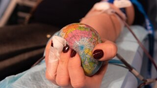 blood drive earth