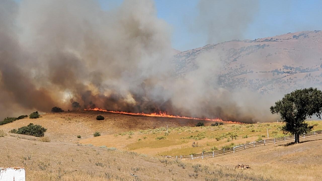 Tehachapi Fire
