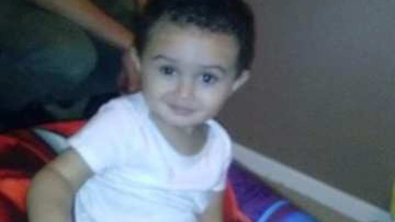 Remains of boy found behind Cleveland home ID'd