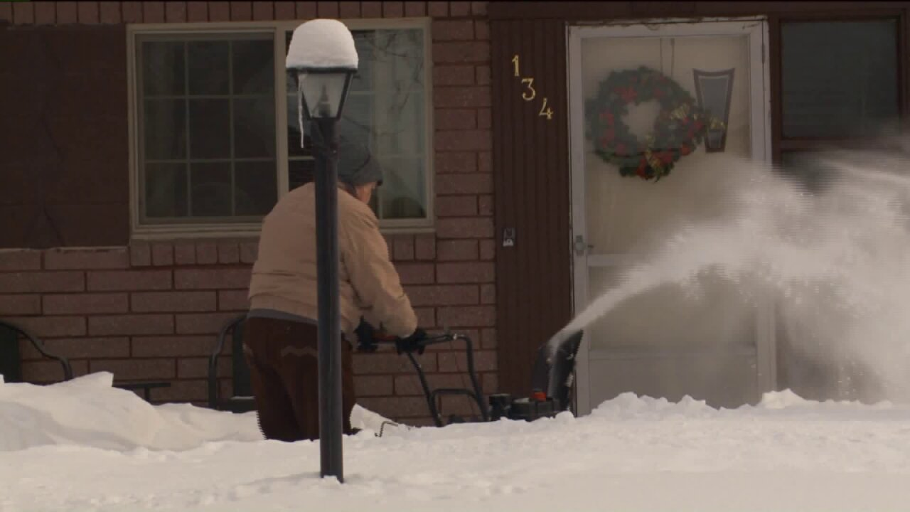 Hyrum residents left without power for hours Saturday amid frigid temperatures