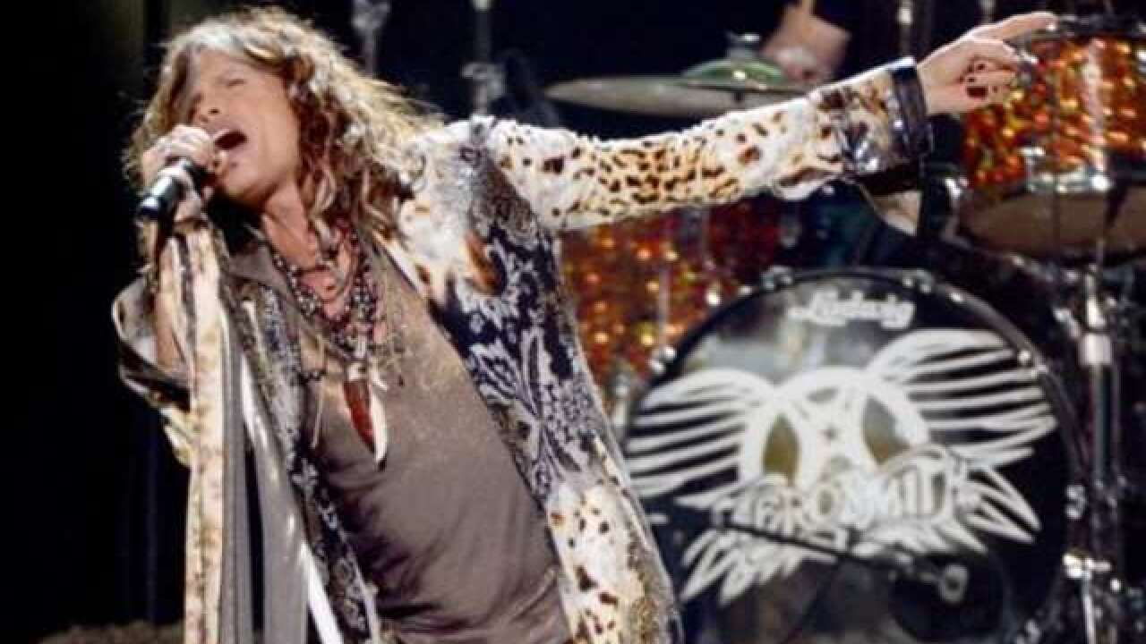 Rep for Aerosmith's Steven Tyler sends President Trump a cease and desist letter