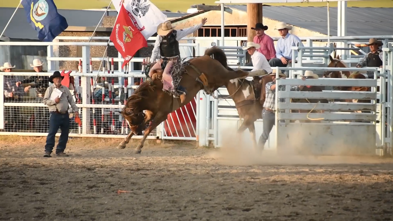 Broadwater County Rodeo canceled this year