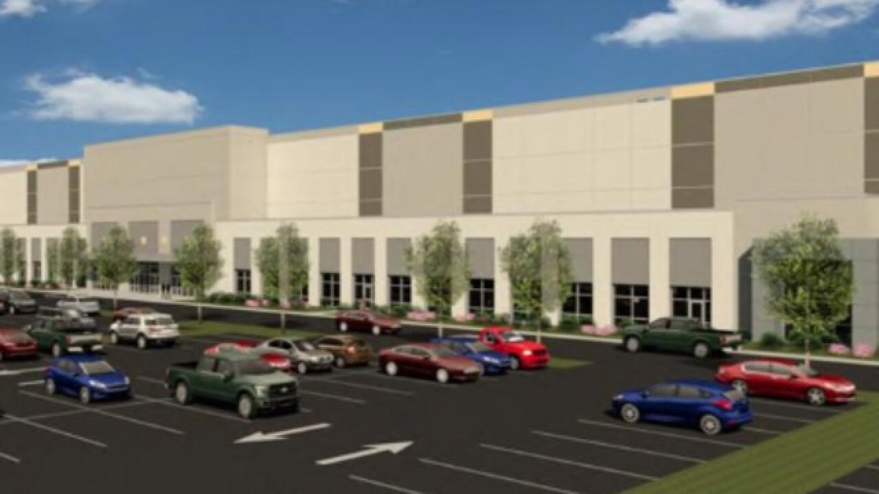 Oak Creek Approves 200 Million Amazon Distribution Center