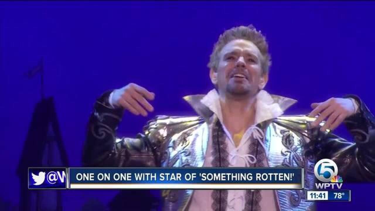 'Something Rotten!' at the Kravis Center