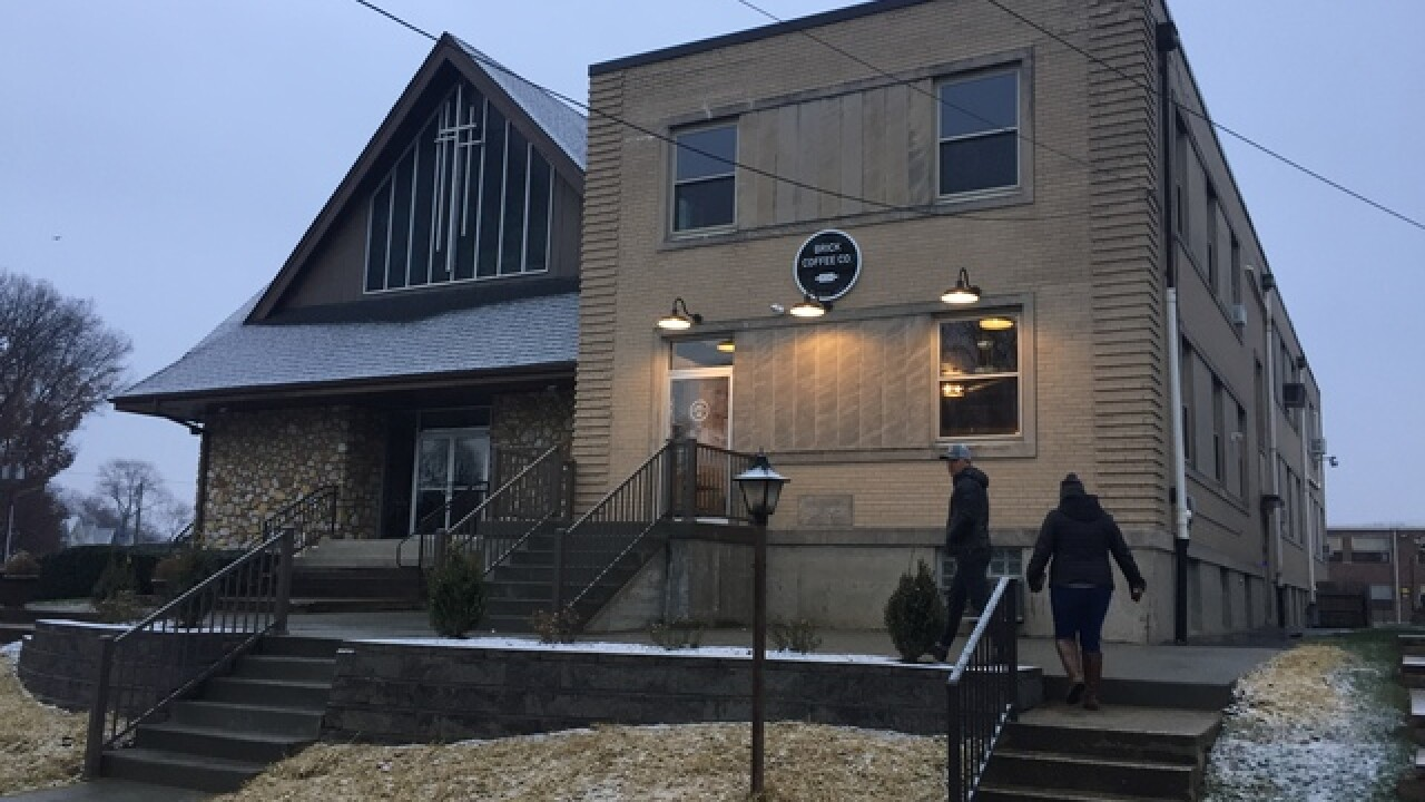 Brick Coffee in Norwood wants to know your story