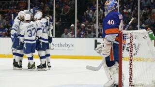 Lightning Islanders Hockey