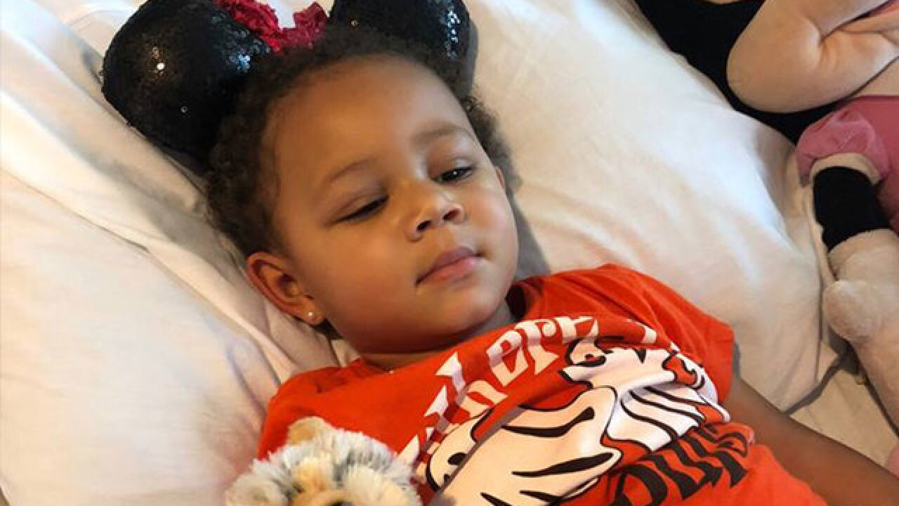 Florida toddler fighting rare polio-like disease