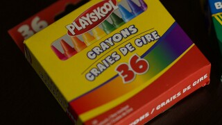 Asbestos in crayons? Group finds toxins in popular school supplies