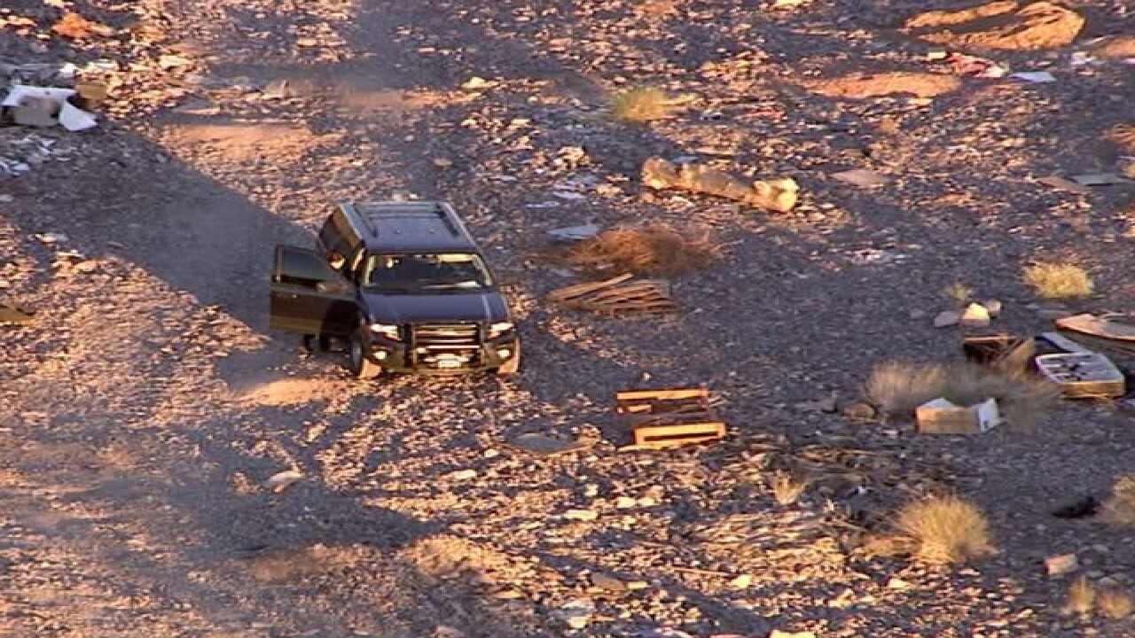 MCSO: Body found at Salt River bottom in Laveen