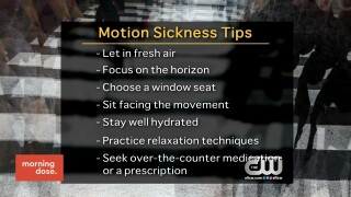 Celebrate Wellness: Tips On How To Avoid Motion Sickness