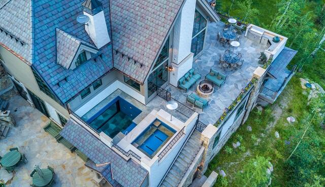 GALLERY: $16M Beaver Creek home has high-tech pool designed by Cirque du Soleil engineers