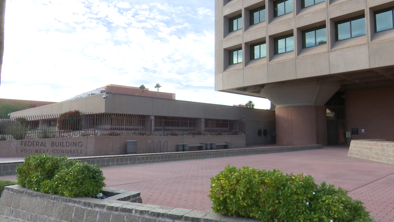 Tucson Federal Building, Immigration Court