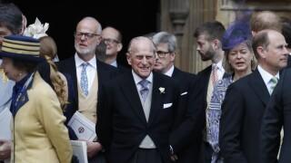 Britain Prince Philip