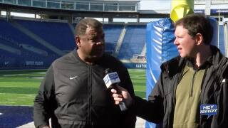 UK Signing Day News + Vince Marrow Interview!!!