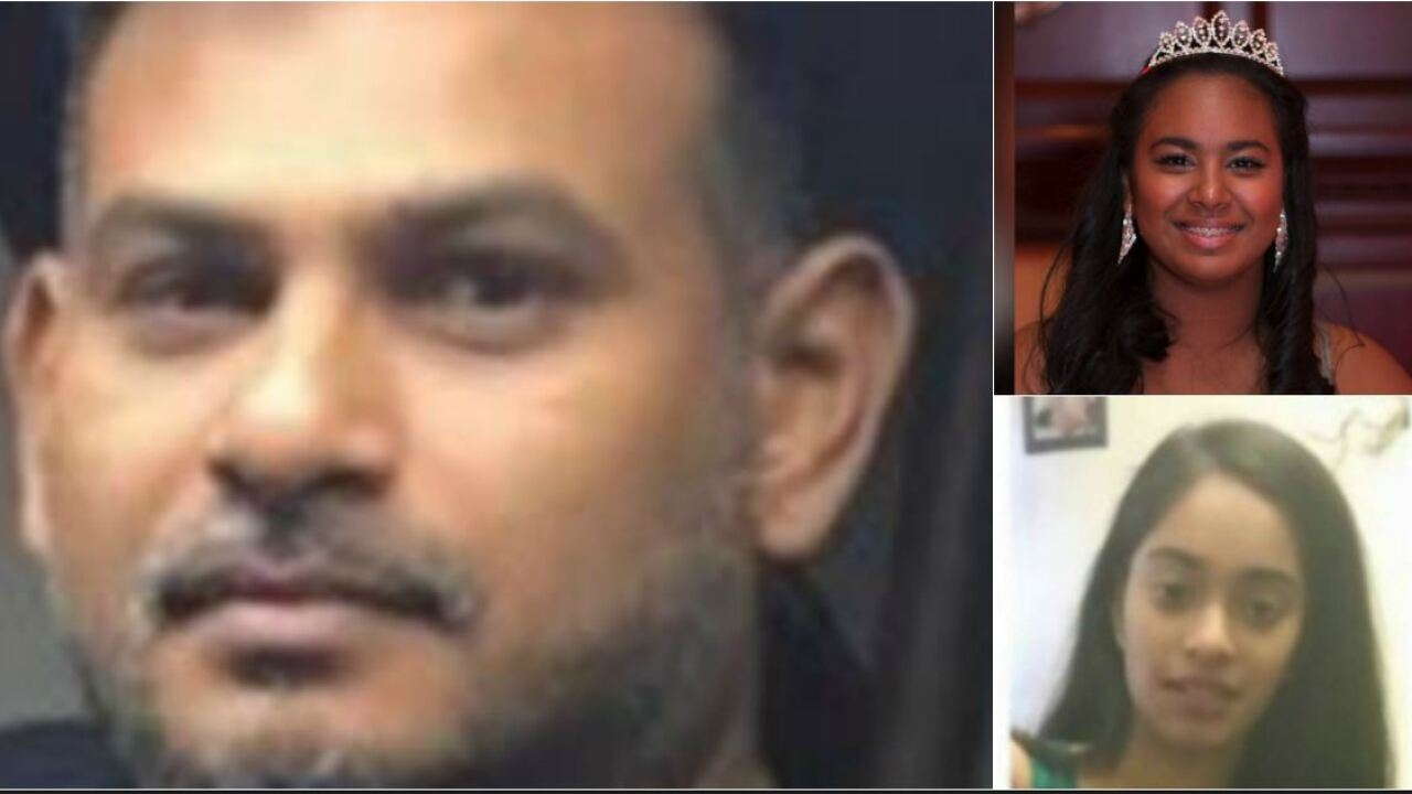 Police: Dad who murdered teen daughter, friendcaptured