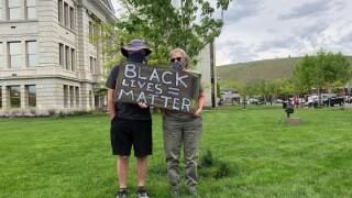 """Tired and scared,"" protesters seek change in ongoing Missoula demonstrations"