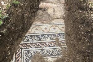 Italy Roman Mosaics Uncovered