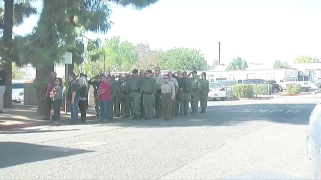 CDCR mourns death of KVSP officer