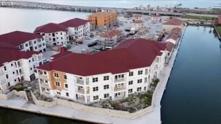 Multi-million dollar development being built on North Beach