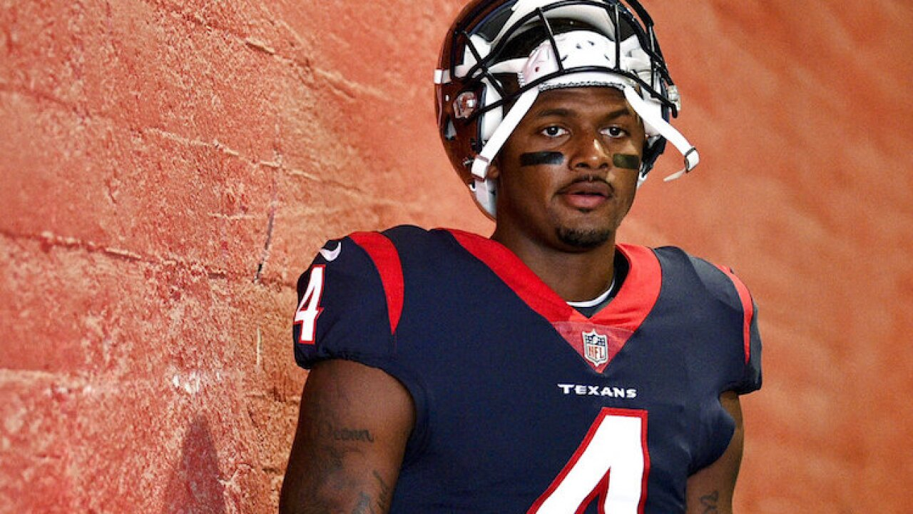 Texans-Watson-Lawsuits Football