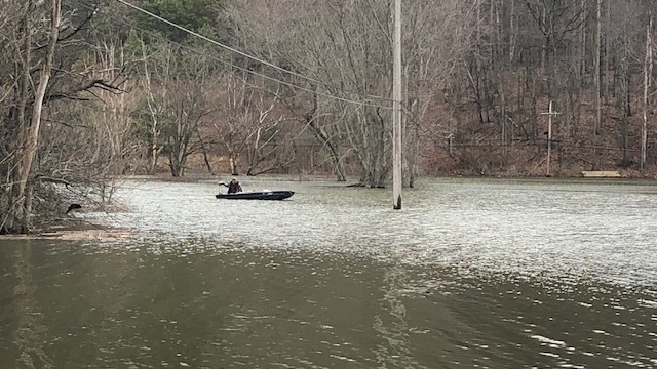 Photos: Part of Tuscarawas County under water