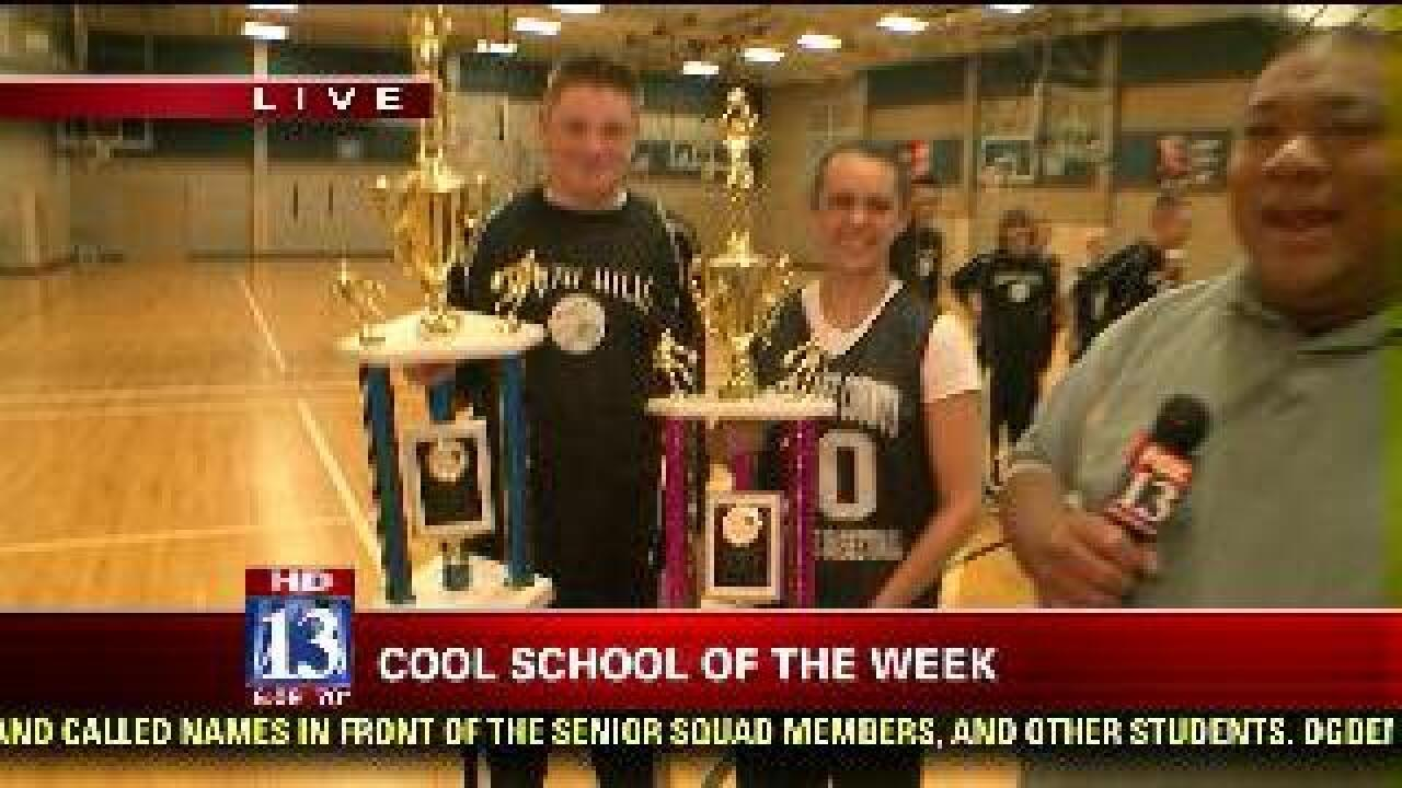 School boasts successful basketball program