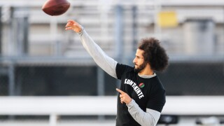 Detroit Lions one of 8 teams that attended Colin Kaepernick's workout