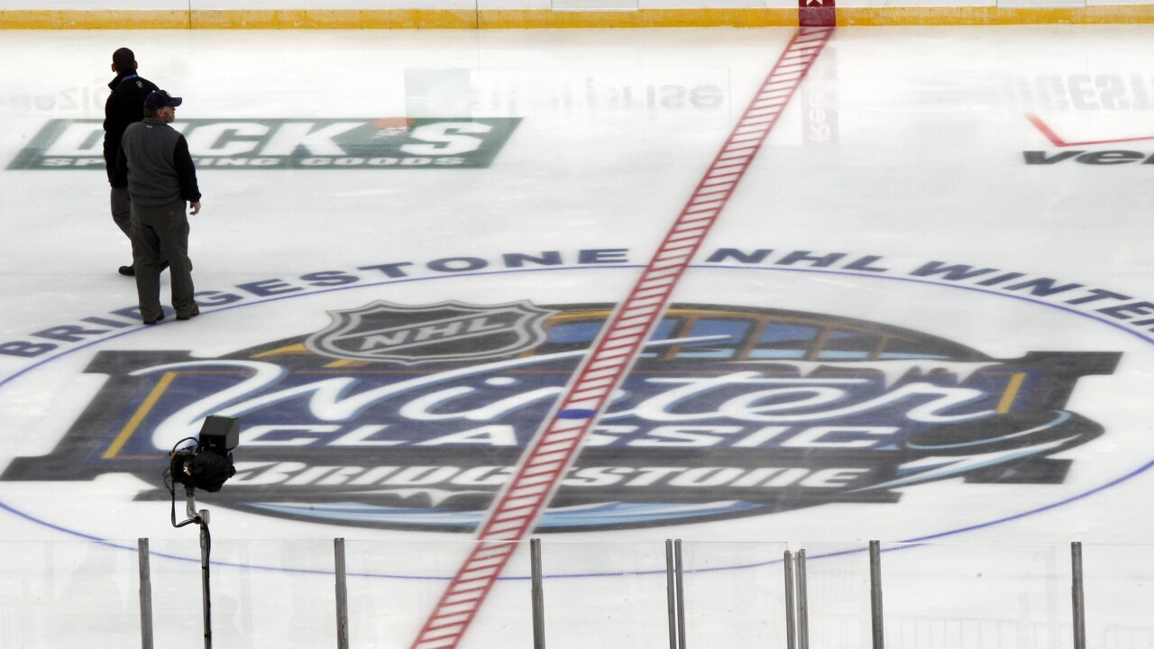 NHL cancels 2021 Winter Classic, All-Star Game due to ongoing pandemic