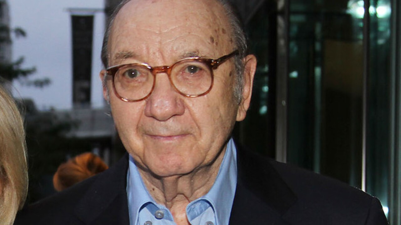 Neil Simon, famed playwright, dies at 91