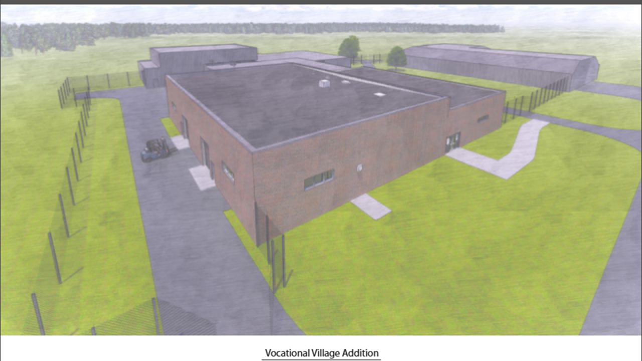 Michigan Department of Corrections breaks ground on first