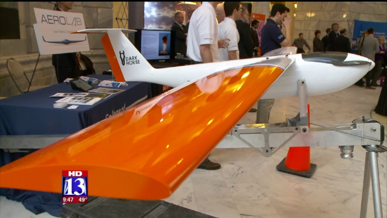 Utah Aerospace Pathways Program expands to Ogden SchoolDistrict