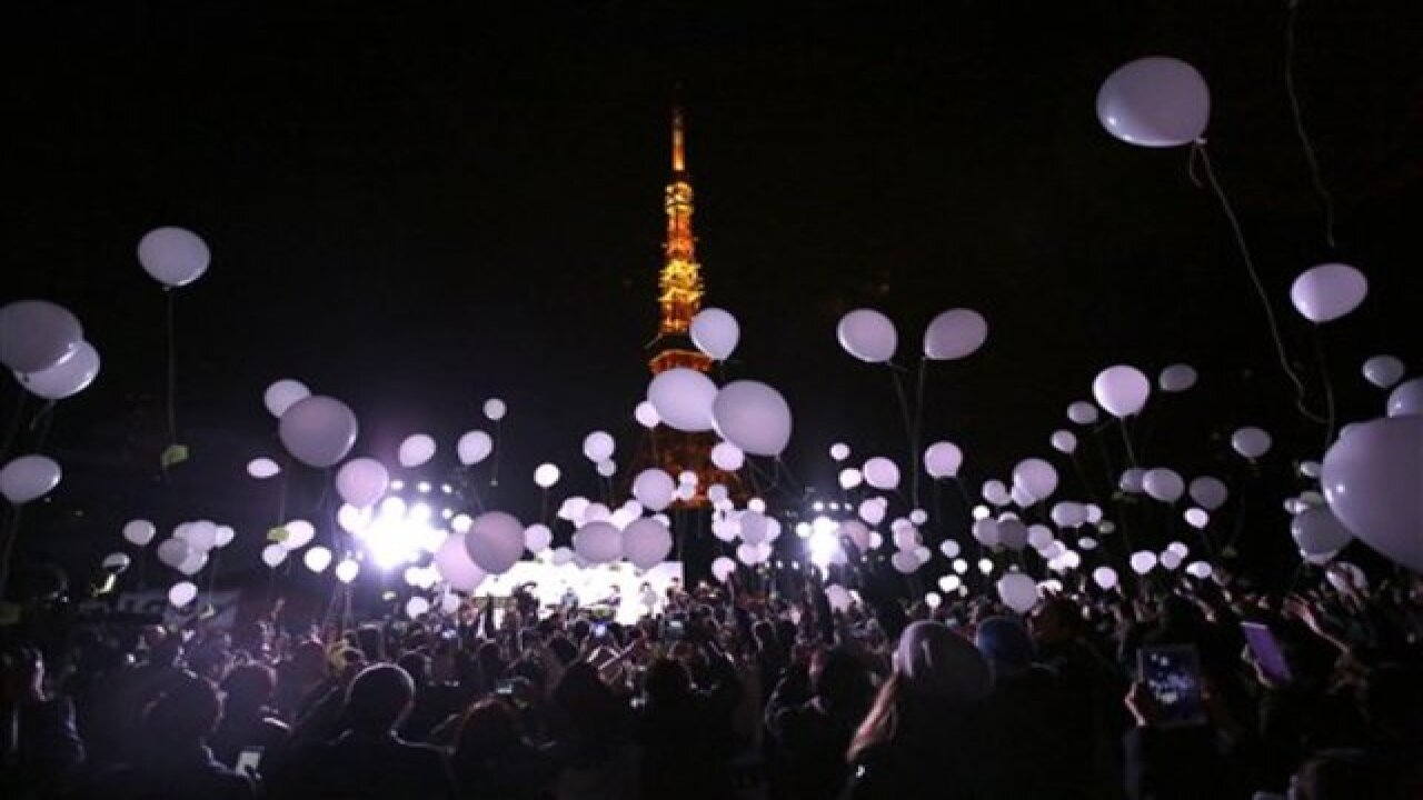 Photos: NYE celebrations from around the world
